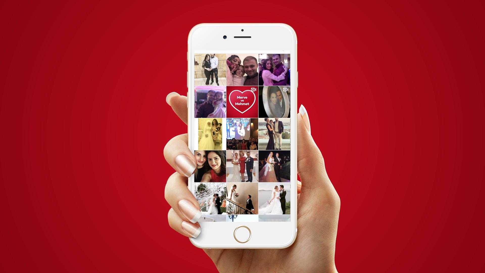 Instagram'da Mutluluklar